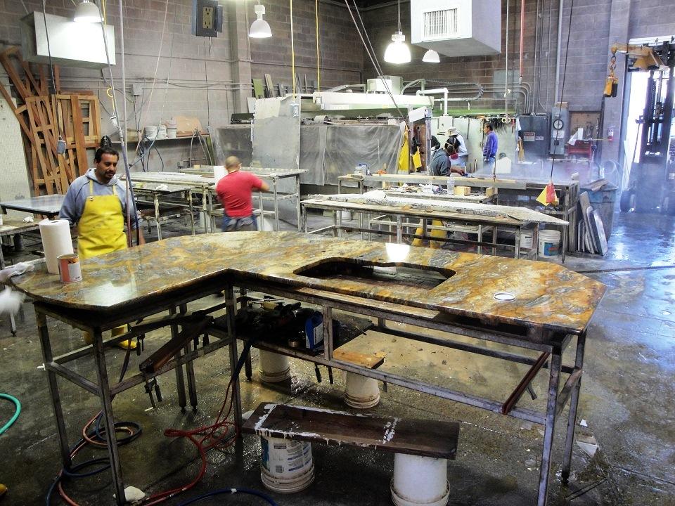 Fabricators at Work